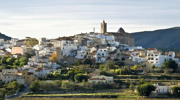 Benitachell Village Costa blanca