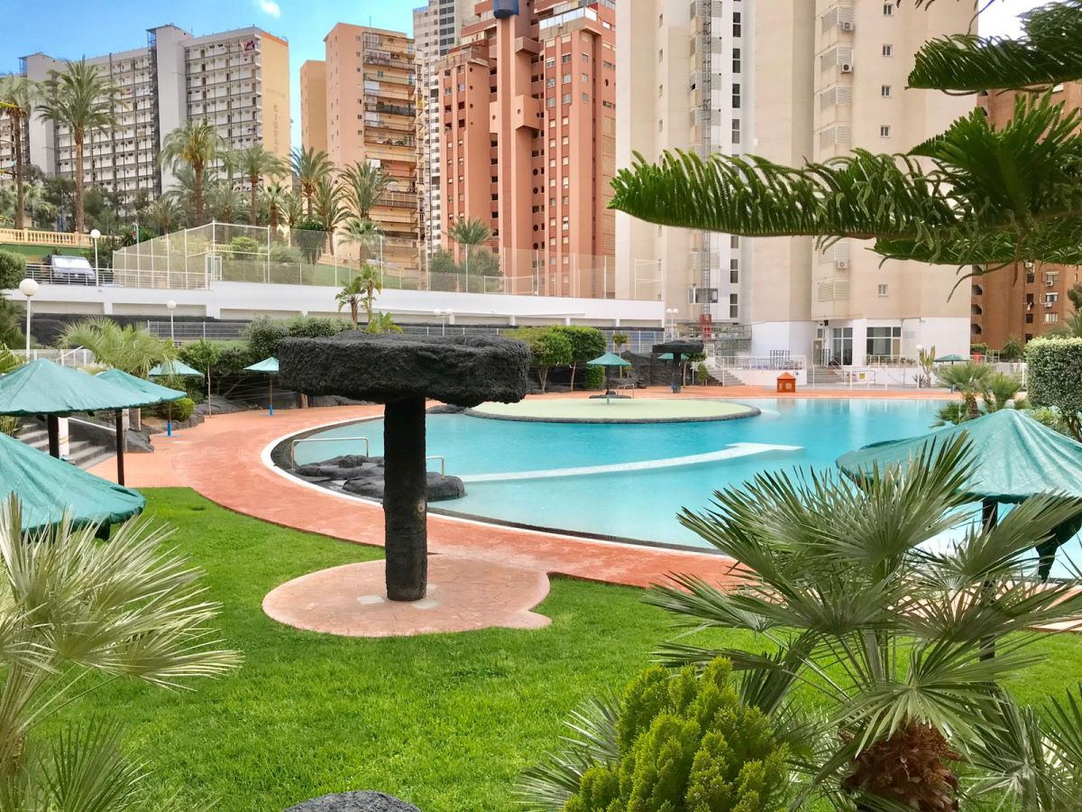 Apartment for Sale in Benidorm, Costa Blanca, 2 bedrooms ...